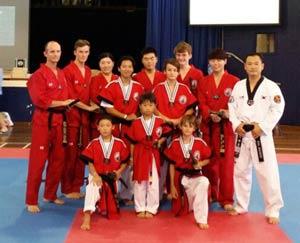 taekwon-kumdo_federation-team